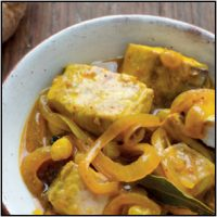Pickled Curried Fish
